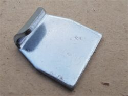 Keeper plate produced from Zinc plated Steel 3