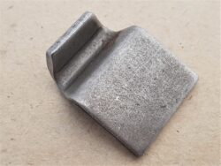 Catch plate produced from Natural Steel 3