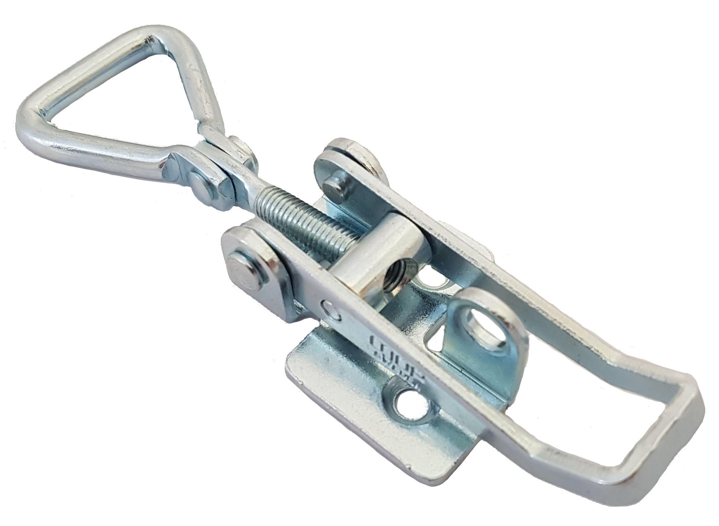 Toggle latch zinc plated steel