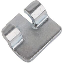 Catch plate Large size Produced from Natural Steel for welding as plate has no holes.
