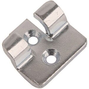 Catch plate Large size Produced from 316 Stainless steel with Countersunk mounting holes.