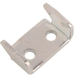 Catch plate Small size Produced from 316 Stainless steel and has a Straight mounting holes.