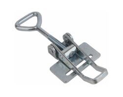 Latch Medium size with 36 mm slot for band with Triangle screw loop